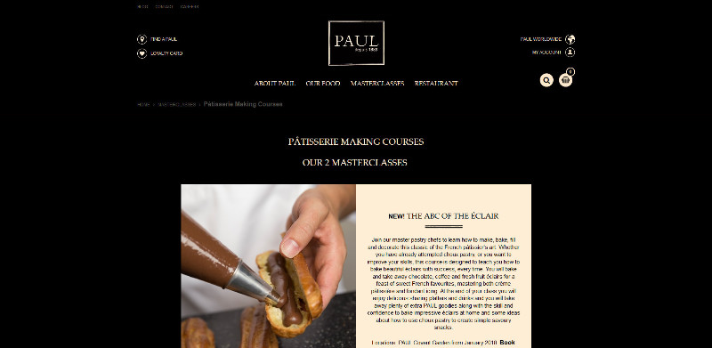 Eclair-Masterclasses-Paul-London